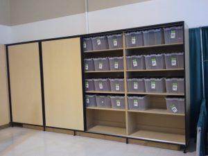 Slider Door Cabinets
